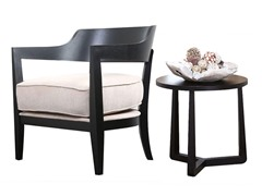 Adams Fairfax Armchair & Round End Table