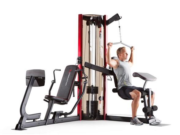 Freemotion sy dual station home gym