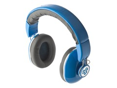 Bombora Headphones - Blue/Gray