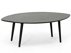 Griffith Dk Brown Coffee Table