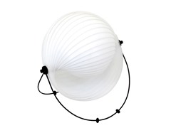Lumisource White Shell Table Lamp