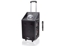 600W Bluetooth Battery Powered Portable PA