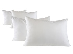 Jumbo Down Alt Pillows-4 Pack