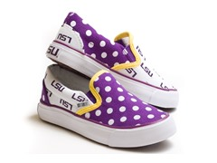LSU Slip-On - Toddler (6-12)