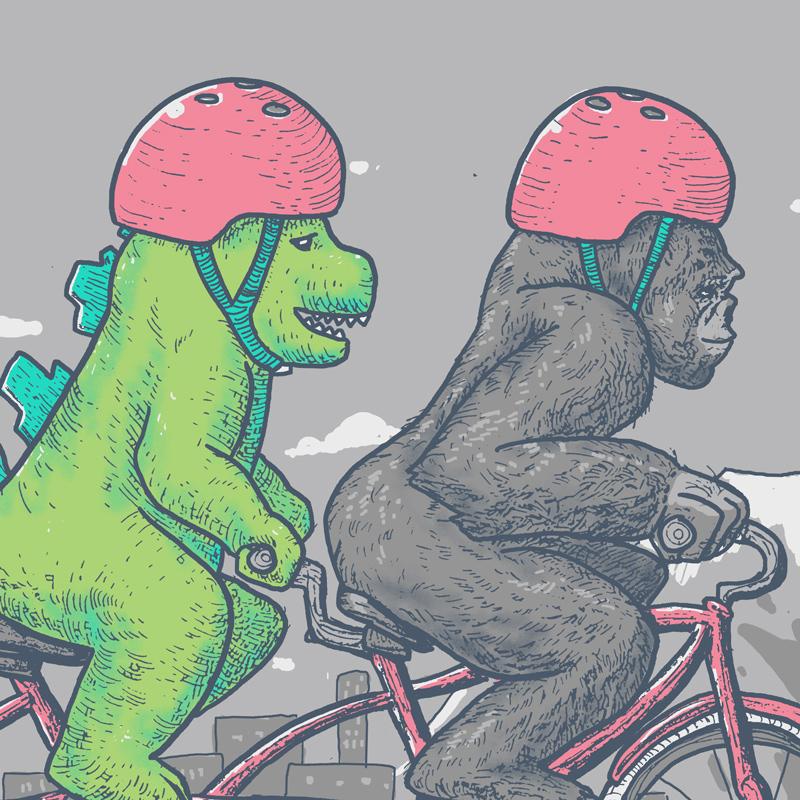 Biking Brings Us Together