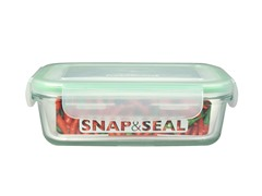 Snap & Seal 12oz. Rectangular Container
