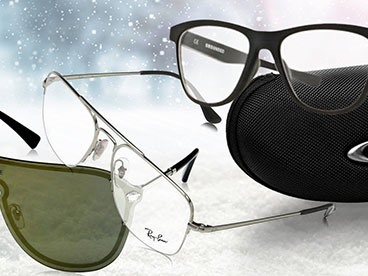 Eyewear: RX and Sunnies for all!