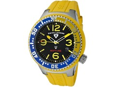 Men's Neptune Watch - Yellow/Black/Blue