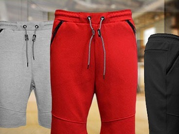 Galaxy By Harvic Tech Fleece Shorts