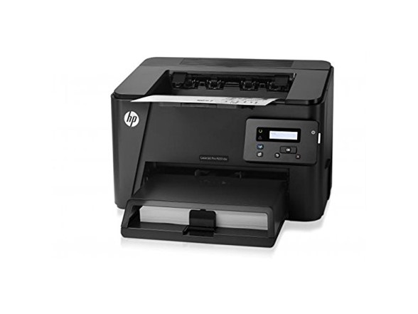 how to connect hp laserjet pro m201dw to wireless network