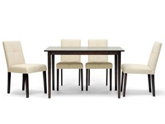 Elsa 5-Piece Dining Set