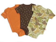 3pk Cuddly Bodysuit - Lion King
