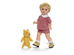 "8"" Christopher Robin & Winnie the Pooh"