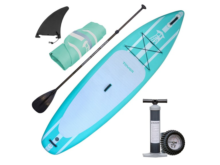 Tower Paddle Boards Tower Mermaid iSUP Package