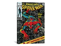 Spider-Man Cover #100