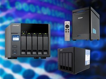 QNAP NAS Storage Event