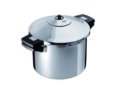 Kuhn Rikon 6-Qt. Stainless Steel Pressure Cooker