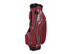 Wilson Lite Cart Golf Bag - Red