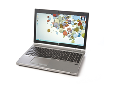 "HP 15.6"" Dual-Core i7 EliteBook"