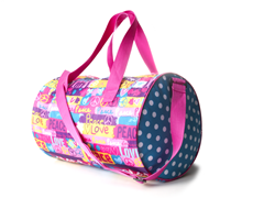 Signs of Peace Duffle Bag