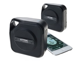 TDK Bluetooth Outdoor Speaker - 2pk