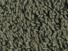 Reversible Cotton Rug -Moss: Multiple Sizes