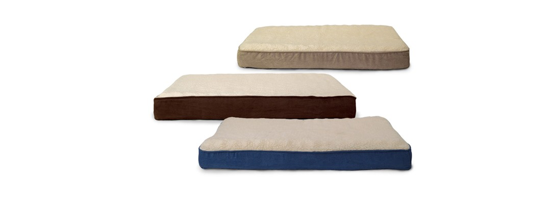 PawMate Orthopedic Pet Beds