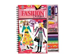 Mini Chic Fashion Designer Book