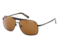 V755 Sunglasses, Brown