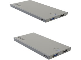Accellorize 8000mAh Powerbank - 2pk