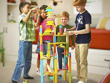 Tegu Blocks Classroom Set or Explorers Set
