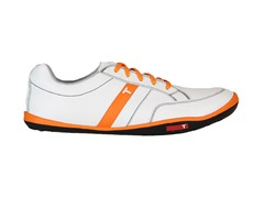 TRUE Linkswear Men's Golf Shoe, Orange