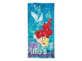 "Disney Ariel ""Life's Treasure"" Beach Towel"