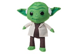 Yoda Rag Doll Plush