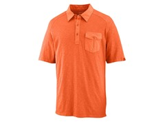Men's Woodruff Polo - Signal