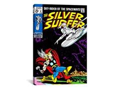 Silver Surfer Cover #4
