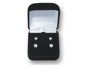 Two Piece Swarovski Earring Gift Set