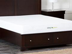 "Comfort 10"" Memory Foam Mattress 4-Sizes"
