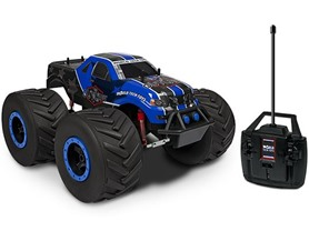 World Tech Toys Outlaw Big Wheel 4x4 R/C Truck