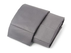 800TC Sheet Set-Steel-Cal King