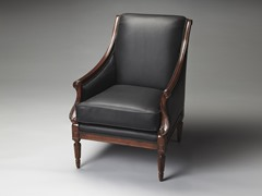 Accent Chair- Solid