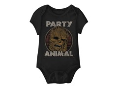 Party Wookie Onesie (6-24M)