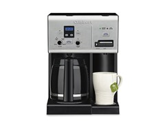 Cuisinart Coffee Plus 12-Cup Coffeemaker
