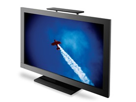 """Able Bay ScreenDeck Shelf for Your 30-37"""" TVs"""