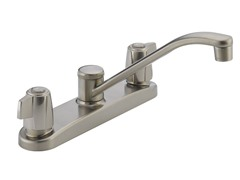 Peerless Kitchen Faucet, Stainless