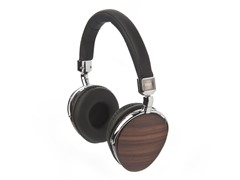ETZ Over-the-Ear Luxury Mahogony Headphones