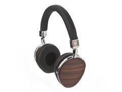 ETZ Over-the-Ear Luxury Mahogony Headphones