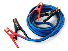 4-Gauge 16-Foot Heavy-Duty Jumper Cable