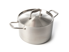 8 Qt Covered Stock Pot