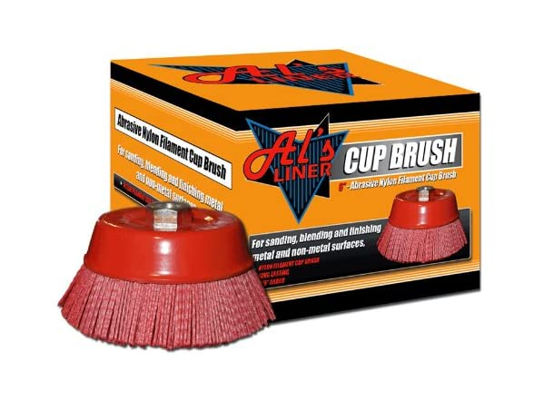 Image of Als Liner Nylon Cup Brush